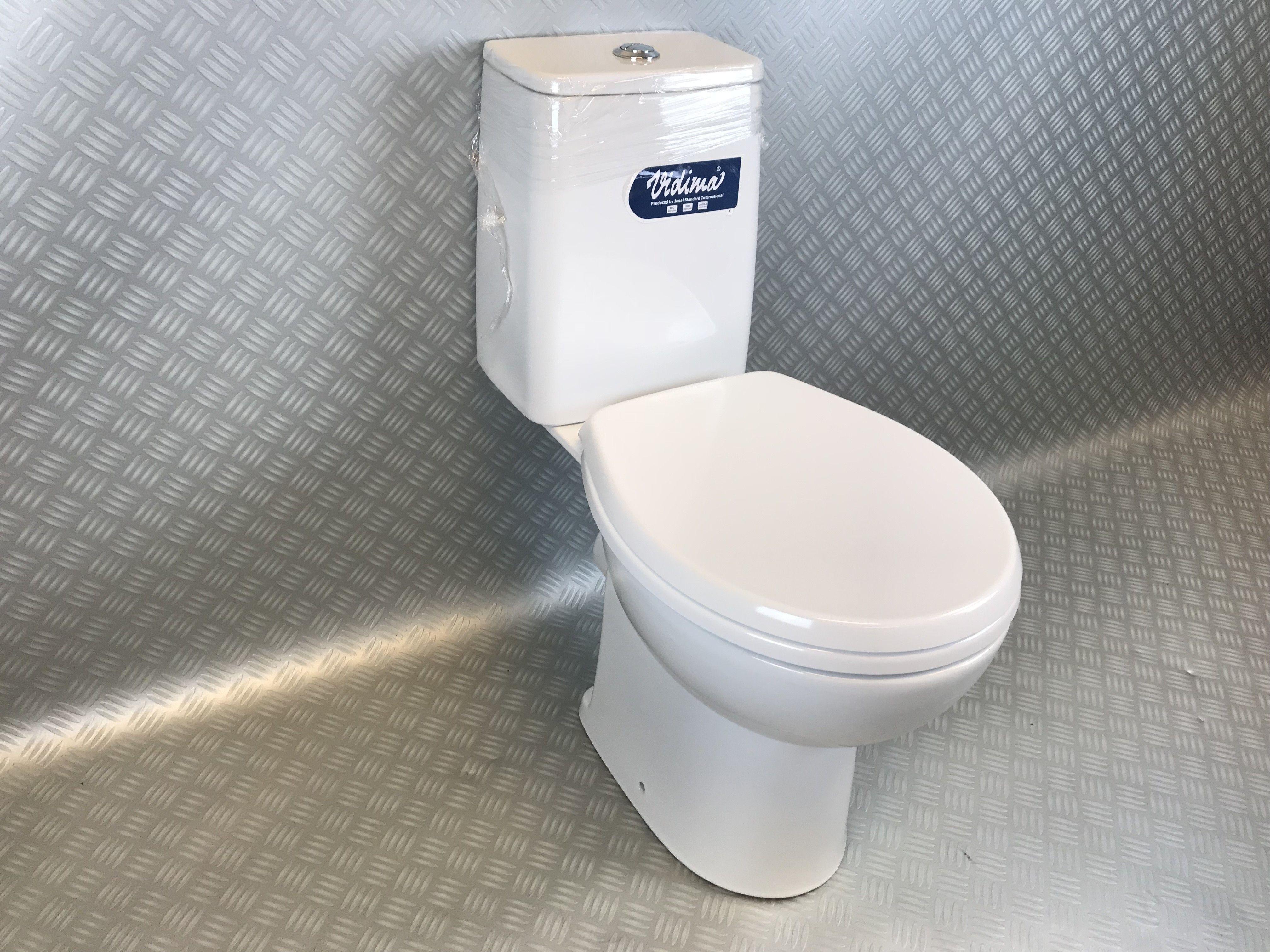 Toilet Duoblok Aanbieding.Duoblok Vidima Met Achteruitlaat